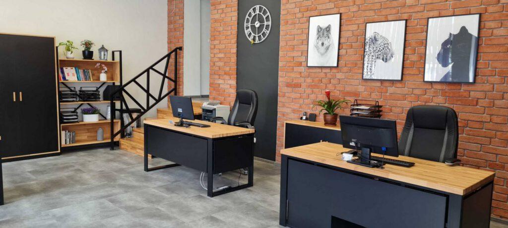 Zdjęcie biura